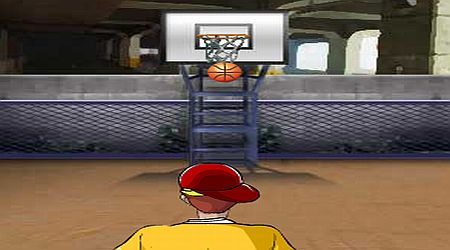 Game's screenshot - Japan Hoops