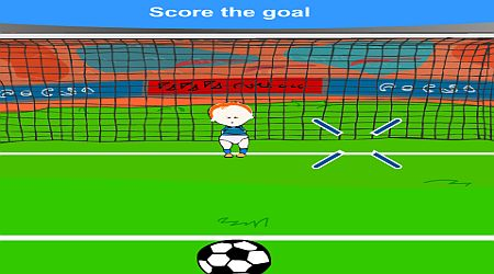 Game's screenshot - Kick Off