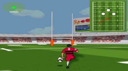 Game's screenshot - Kings Of Rugby
