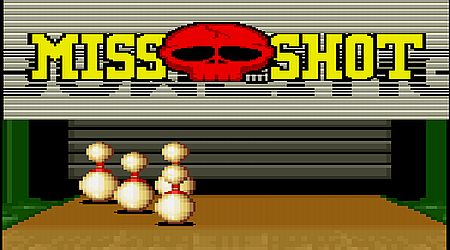 Game's screenshot - League Bowling