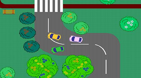 Game's screenshot - Mini Cars