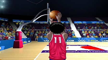 Game's screenshot - NBA Spirit