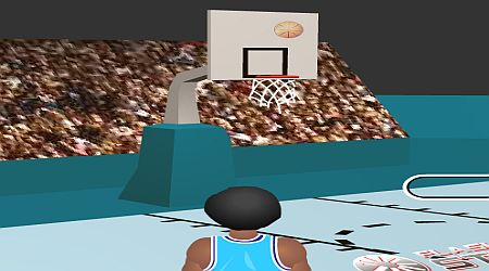 Game's screenshot - Net Blazer