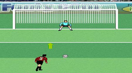 Game's screenshot - Penalty Fever Plus