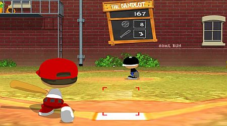 Game's screenshot - Pinch Hitter