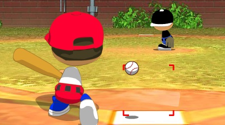 Game's screenshot - Pinch Hitter 2