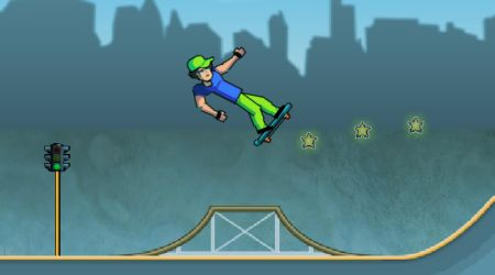 Game's screenshot - Pro Skate