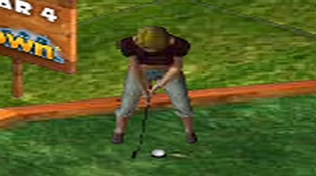Game's screenshot - Putt It In