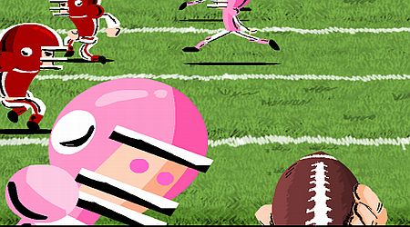 Game's screenshot - Quarterback KO