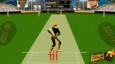 Game's screenshot - Quick Cricket