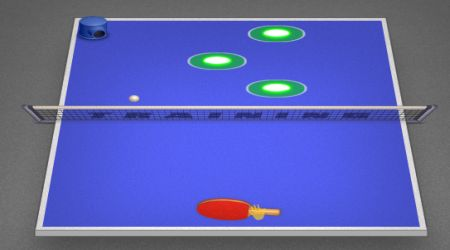 Game's screenshot - Real Pong