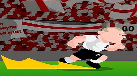 Game's screenshot - Rooney On The Rampage