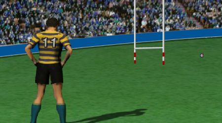 Game's screenshot - Rugby Challenge