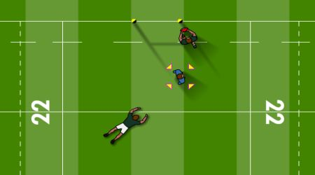 Game's screenshot - Rugby Ruckus