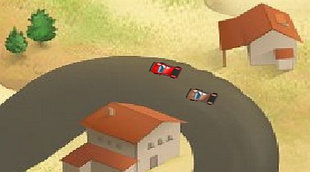 Game's screenshot - Rural Racer