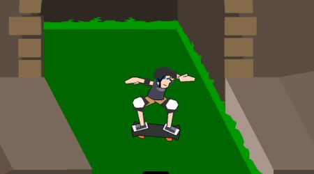 Game's screenshot - Sewer Skater