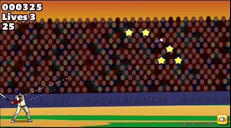Game's screenshot - Slugger Baseball