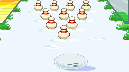 Game's screenshot - Snowbowl