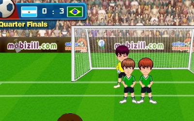 Game's screenshot - Soccer Ball