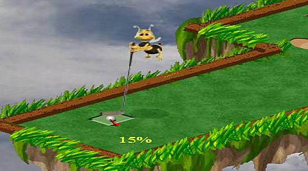 Game's screenshot - St. Mulligans 3-Putt