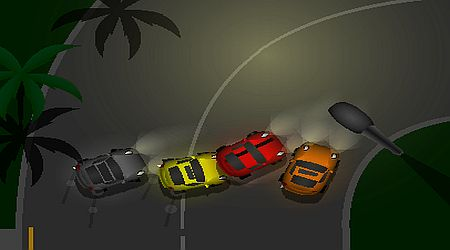 Game's screenshot - Street Speed