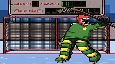 Game's screenshot - Suburban Goalie
