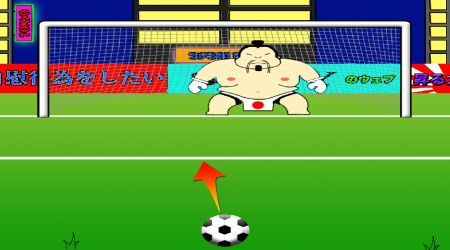 Game's screenshot - Sumo Shootout