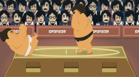 Game's screenshot - Sumo Wrestling Tycoon