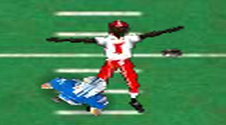 Game's screenshot - Super Bowl Defender 2012