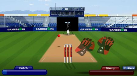 Game's screenshot - Super Fielder