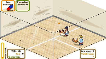 Game's screenshot - Super Handball