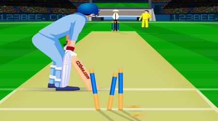 Game's screenshot - Super Over