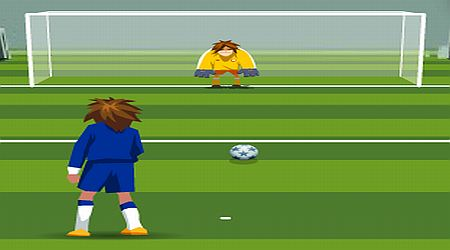 Game's screenshot - Super Soccer Star