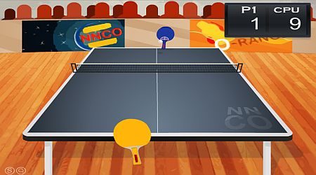 Game's screenshot - Table Tennis Championship