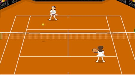 Game's screenshot - Tennis Ace
