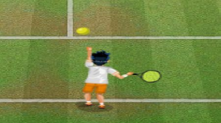 Game's screenshot - Tennis Champions