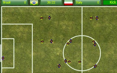 Game's screenshot - TFS Football
