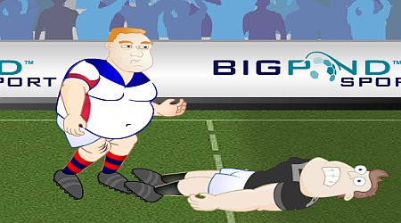 Game's screenshot - The Big Hit