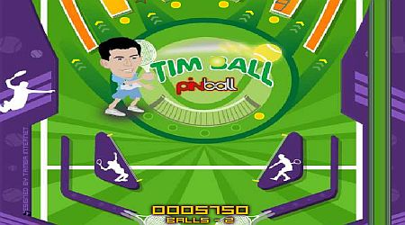 Game's screenshot - Tim Ball
