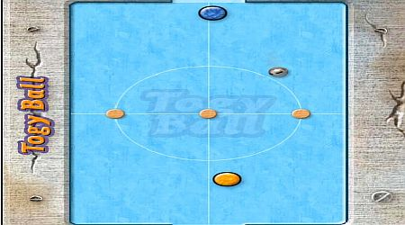 Game's screenshot - Togy Ball