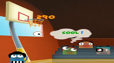 Game's screenshot - Top Basketball