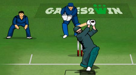 Game's screenshot - Ultimate Cricket