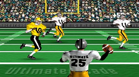 Game's screenshot - Ultimate Football