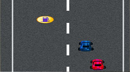 Game's screenshot - Vroom