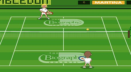 Game's screenshot - Wimbledon Heroes