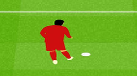 Game's screenshot - World Cup Penalty Shootout
