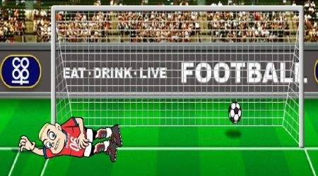 Game's screenshot - World Cup Shootout