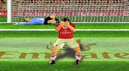 Game's screenshot - World Cup Shootout 2006