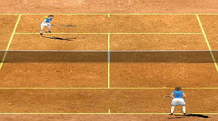 Game's screenshot - World Tennis