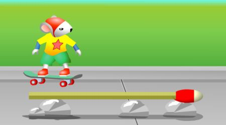 Game's screenshot - Xtreme Skateboarding